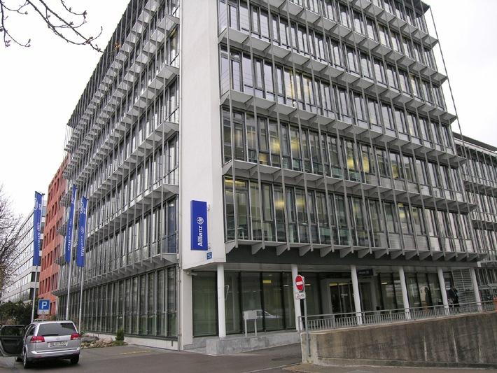 Kanton Zürich mietet ehemaliges Allianz-Gebäude in Zürich-Altstetten