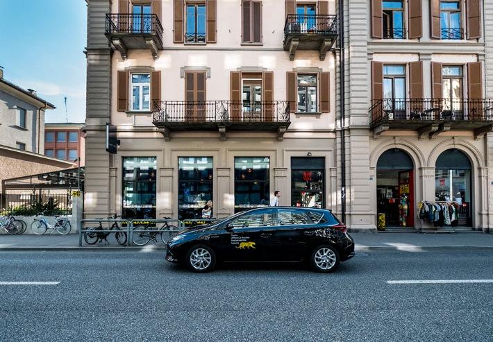 Das Locarno Festival setzt auf Toyota Hybrid