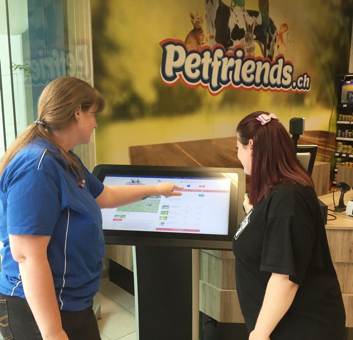 petfriends.ch - Ein ideenreicher Unternehmer aus dem Kanton Luzern revolutioniert den e-Commerce