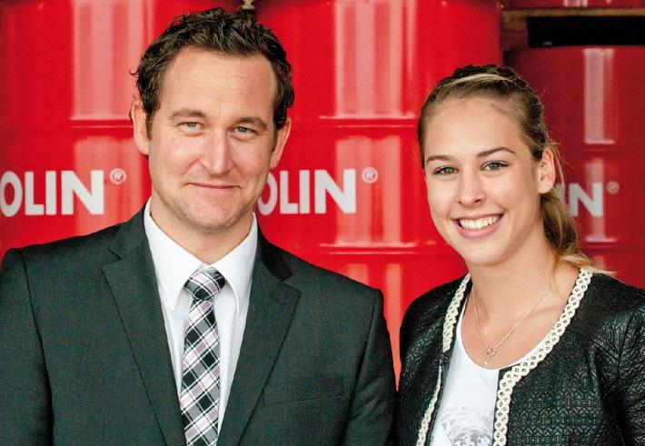 Giulia Steingruber wird Markenbotschafterin der PANOLIN AG (BILD)