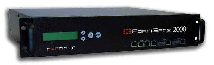 Neue Firewalls mit revolutionärer Technologie