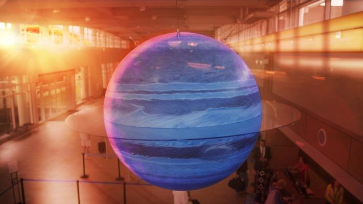 Galaxien-Crash und dunkle Energie: Weltall-Dokus in ZDFinfo
