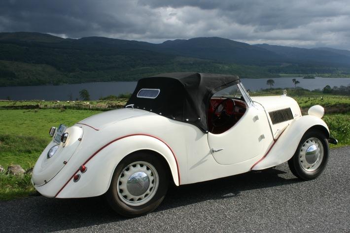 SKODA präsentiert tschechische Fahrzeugklassiker bei den Classic Days auf Schloss Dyck