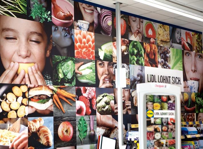 Bei Lidl ist gute Qualität Programm / Der Lebensmitteleinzelhändler rückt sein Qualitätsversprechen in den Mittelpunkt der Kommunikation