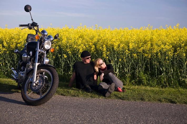 Online-Guide zum Motorrad-Urlaub für sportliche Genießer