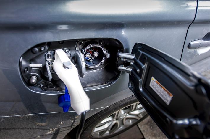 Plug-in-Hybridfahrzeuge im Energie-Verbrauchstest