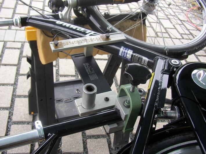 POL-DA: Fahrradcodierung im Polizeipräsidium am kommenden Samstag (13.9)