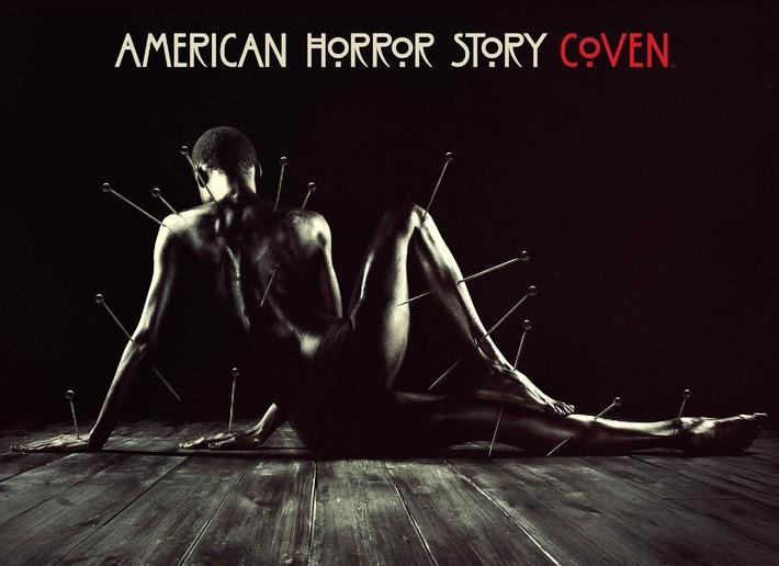 """Ausgezeichneter Hexen-Schocker auf sixx: Die dritte Staffel von """"American Horror Story"""" ab 23. Oktober"""