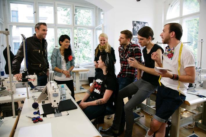 """Passt perfekt! Fashion & Fame - Design your dream!"""" - neu auf ProSieben (mit Bild)"""