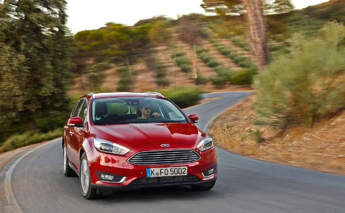 Ford Road Show: Fortsetzung der ehrgeizigen Modelloffensive