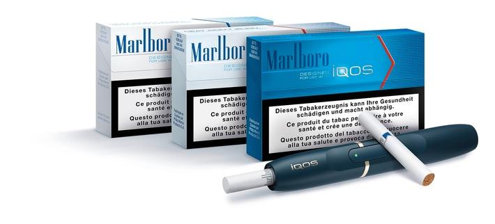 Philip Morris S.A. lance en Suisse iQOS, son système révolutionnaire de tabac chauffé