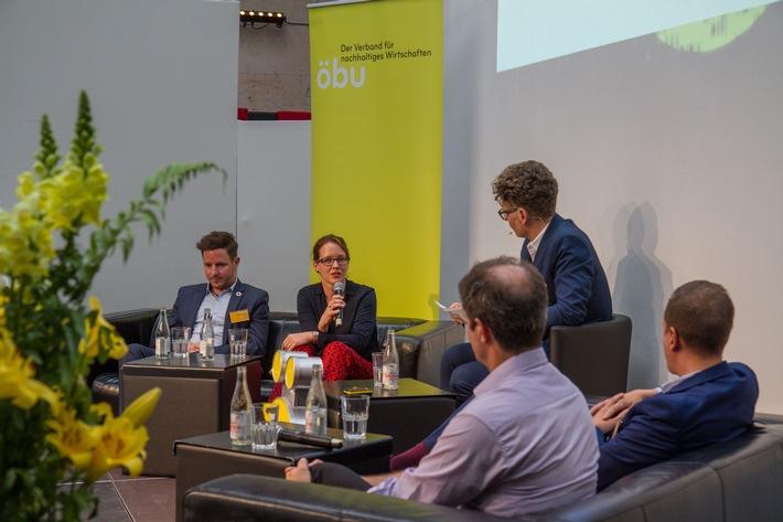 Digitalisierung nützt der nachhaltigen Unternehmensentwicklung