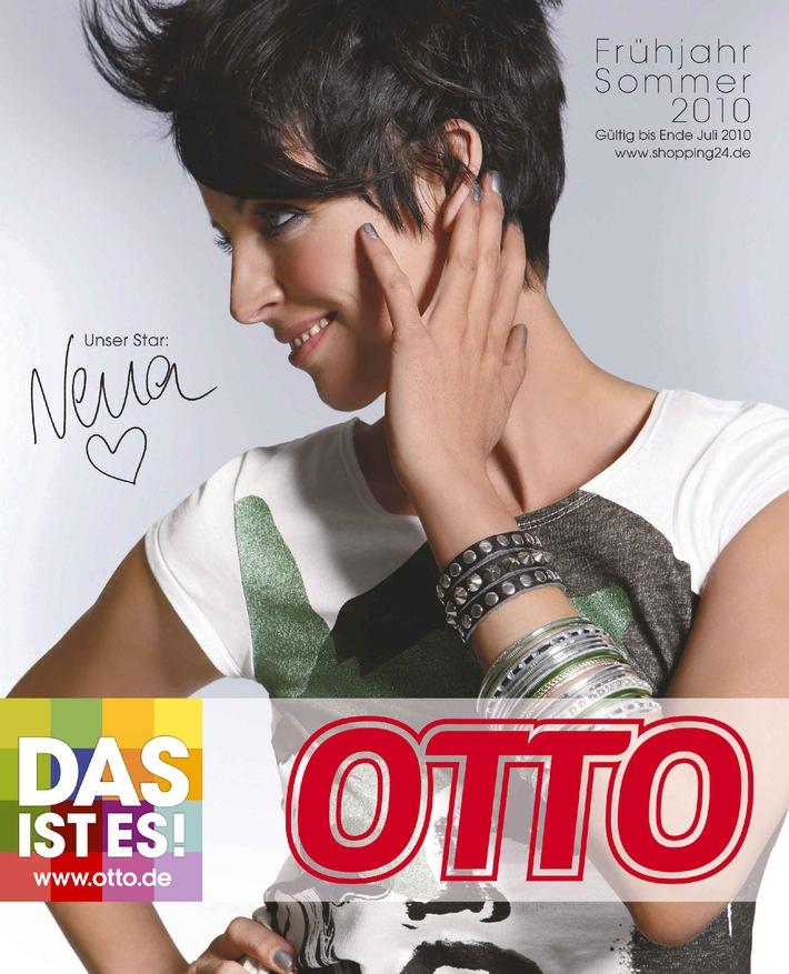 Von Rock bis Röhre - OTTO startet die Frühjahr-/Sommer-Saison mit Nena (mit Bild)