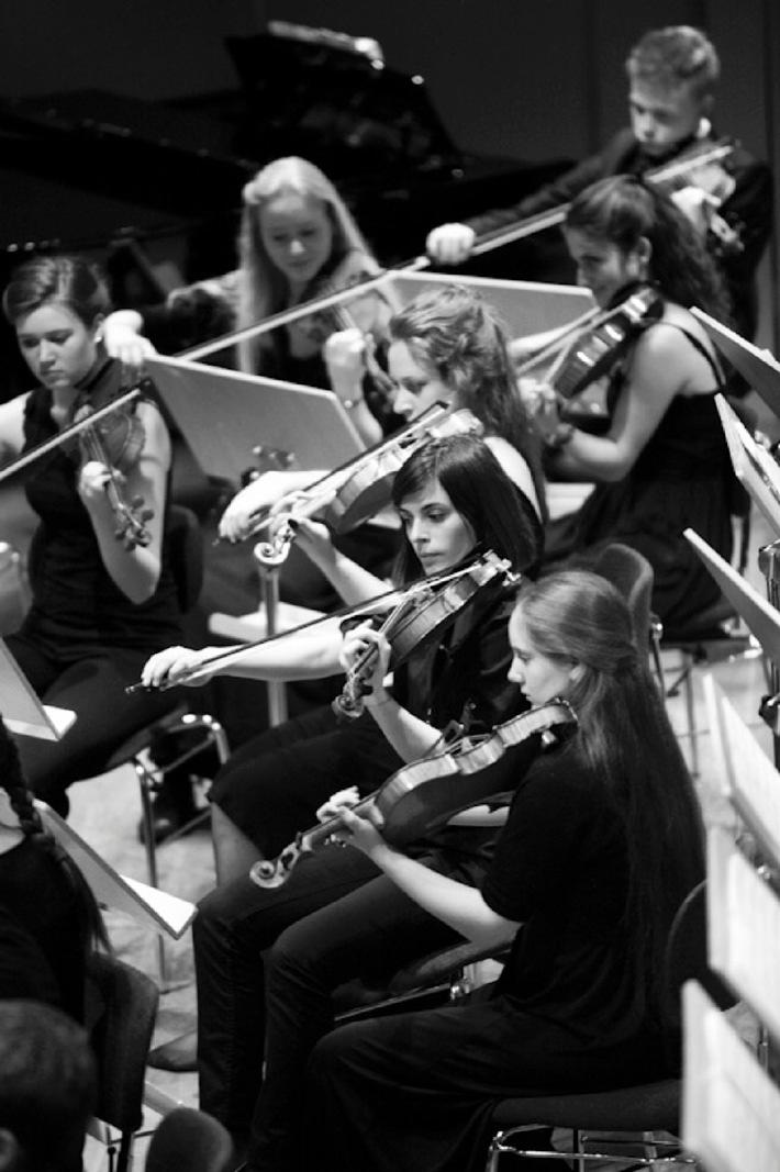 SJSO Schweizer Jugend-Sinfonie Orchester - Herbsttournee 2014 (BILD)