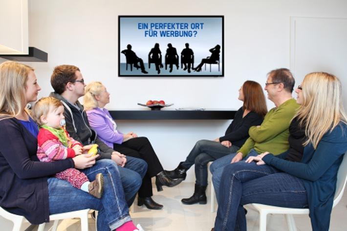 Bewegtbildwerbung / AS&S vermarktet Spots für TV-Wartezimmer
