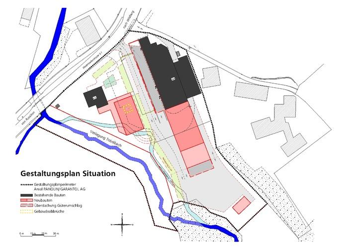 PANOLIN assure et crée des emplois en Suisse: Le plus grand projet de construction de l'histoire