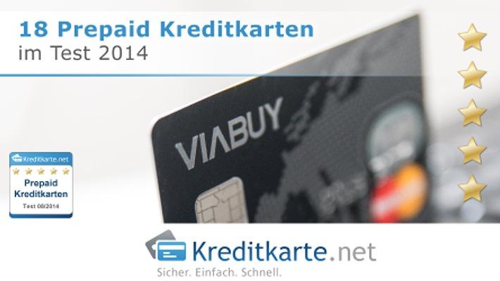Aufladen, fertig, zahlen - 18 Prepaid-Kreditkarten im Test