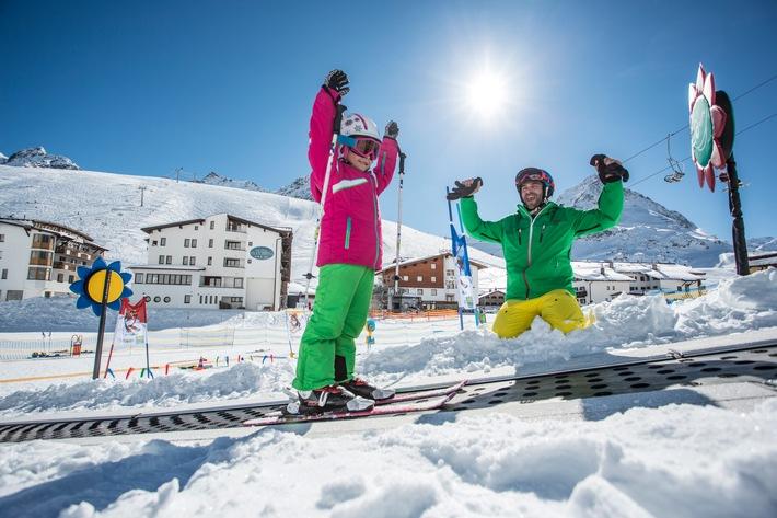 Winterstart im Kühtai: Gratis Skifahren in Österreichs höchstgelegenem Weltcuport