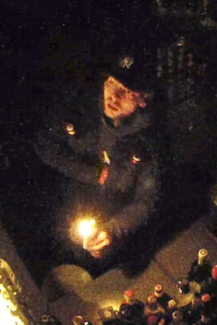 POL-D: Pempelfort - Wer kennt den Mann? - Polizei fahndet mit Foto nach Einbrecher