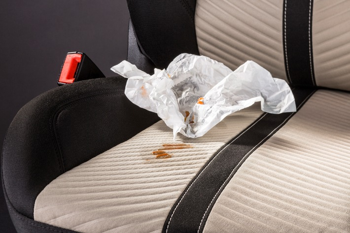 FreshPer4mance coating from Johnson Controls makes automotive seat covers stain-resistant and antimicrobial / Removes dirt with one easy wipe, without leaving any marks