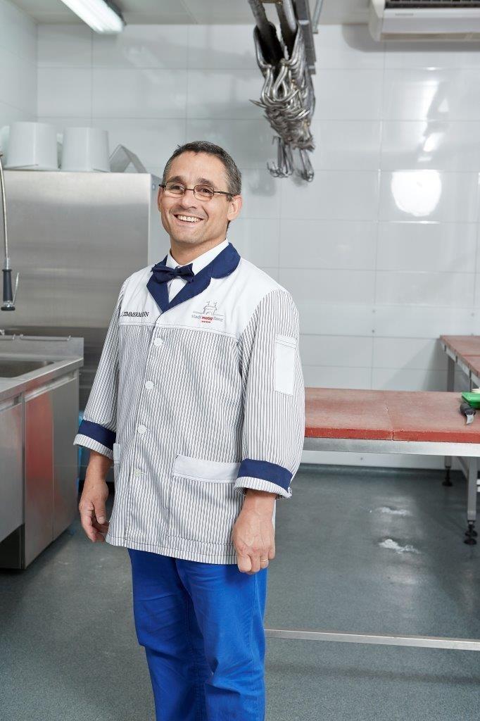 Maître d'apprentissage de l'année dans la profession de boucher