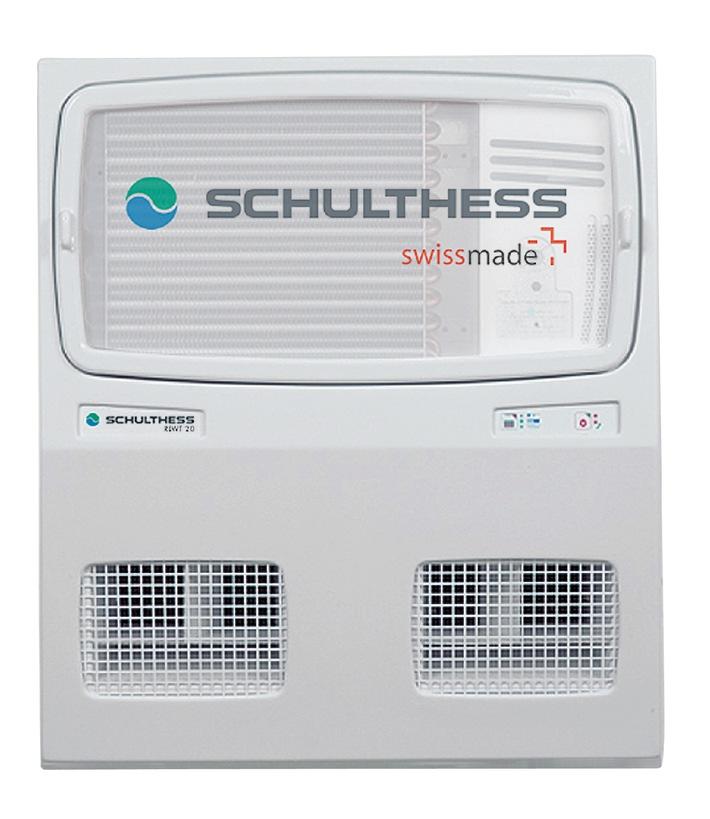 Schulthess präsentiert Energiespar-Sensationen an der Swissbau 2005