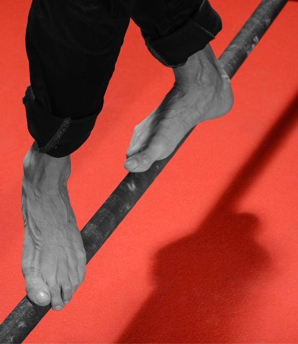 Des pieds en bonne santé / 14 Journées de la santé du 2 au 12 septembre 2014