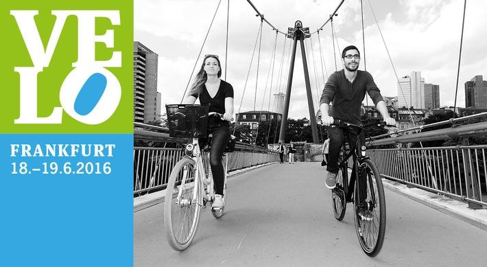 Fahrradmesse VELO kommt nach Frankfurt