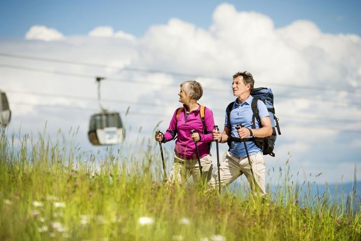 Für Anfänger bis Fortgeschrittene: Wandern im Herbst