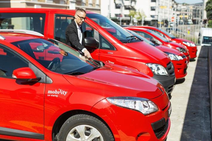 Mobility mit 920 neuen Fahrzeugen