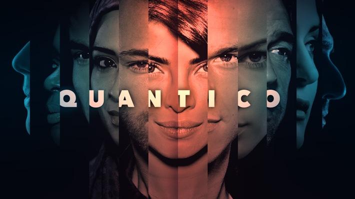 """Wer ist mein Freund? Wer ist mein Feind? Die neue US-Serie """"Quantico"""" startet am ProSieben-Serien-Mittwoch"""