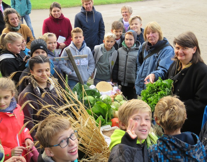 Nachwuchsreporter gesucht! Schulklassen berichten über die Demonstrationsbetriebe Ökologischer Landbau