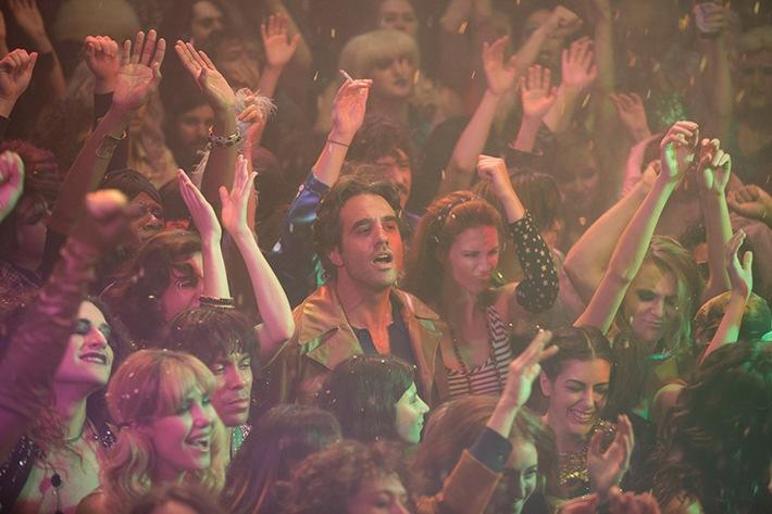"""Die brandneue HBO-Dramaserie """"Vinyl"""" von Martin Scorsese und Mick Jagger ab 14. Februar exklusiv bei Sky"""