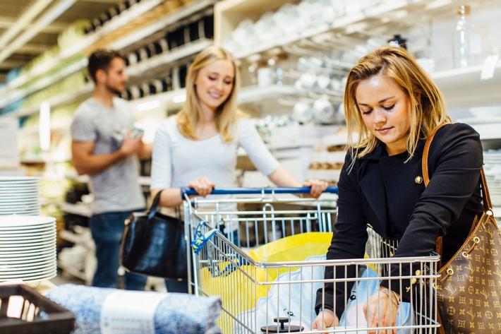 IKEA Konzern wächst im Geschäftsjahr 2016 stark - Schwerpunkt liegt weiterhin auf Multichannel-Einzelhandel und langfristigen Investitionen in Nachhaltigkeit