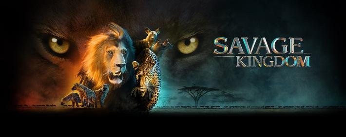 """""""Savage Kingdom"""": Nat Geo Wild bringt Afrikas gefährliche Tierwelt ins Wohnzimmer"""