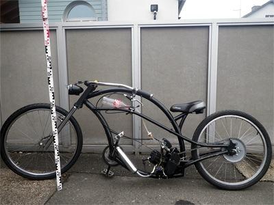 """POL-MFR: (178) Mit Moped """"Marke Eigenbau"""" unterwegs"""