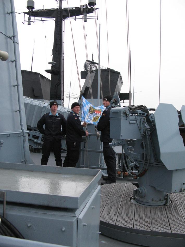 Deutsche Marine - Pressemeldung/ Feature: Bayern und Marine - eine besondere Verbindung