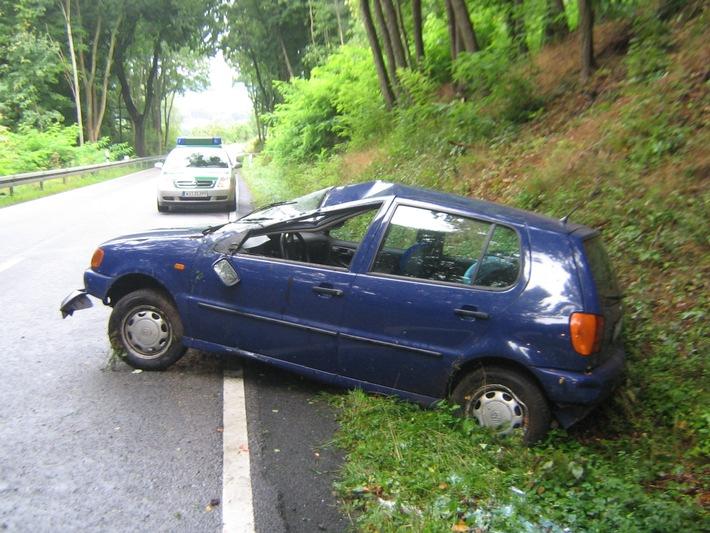 PPSH-ERB: Odenwaldkreis - Unfälle im Kreisgebiet