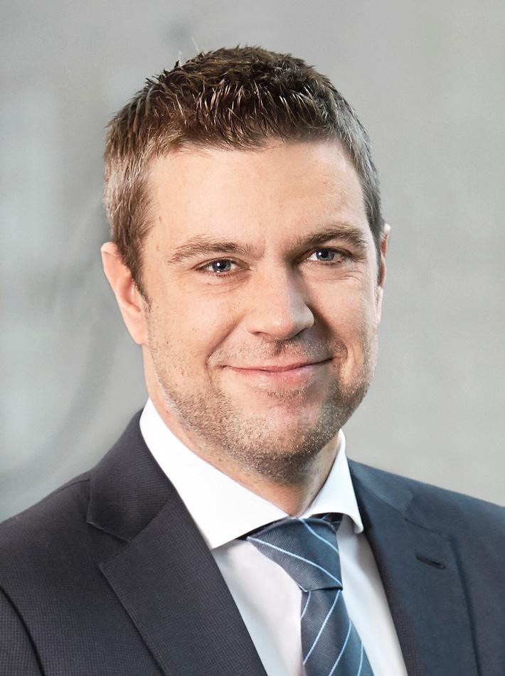 Lukas Burkhardt neuer Chief Operating Officer der Franke Gruppe