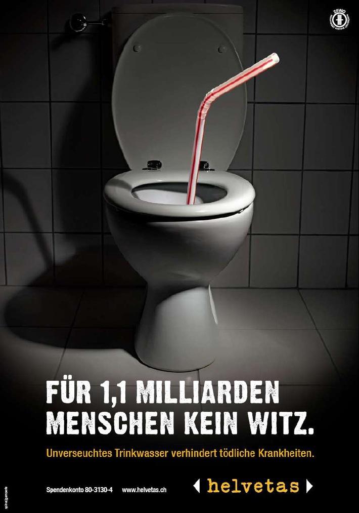 Helvetas fordert: «Toiletten für alle!»