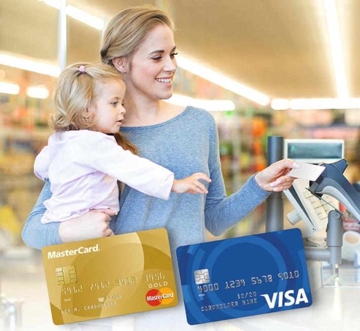 Lidl ermöglicht Zahlung per Kreditkarte / Ab 1. Juli können Lidl-Kunden bundesweit mit Visa oder Mastercard zahlen