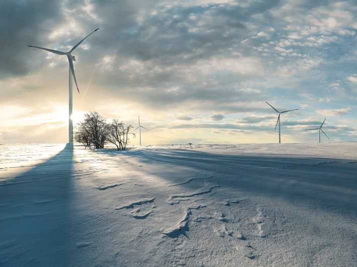 Fosen wind power project, Norway / BKW and Credit Suisse Energy Infrastructure Partners to become part of Europe's biggest onshore wind farm project