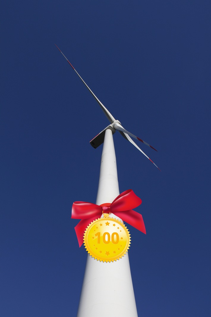 Max Bögl Wind AG errichtet 100. Hybridturm System Max Bögl im BMW Werk Leipzig