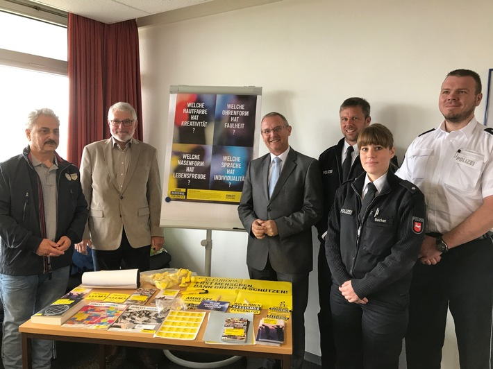 """POL-GOE: Gemeinsame Diskussionsveranstaltung der Polizeidirektion Göttingen mit Amnesty International zum Thema """"Polizei und Menschenrechte"""""""