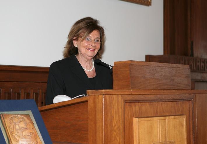 Marine: Präsidentin des Zentralrats der Juden besuchte die Marineschule