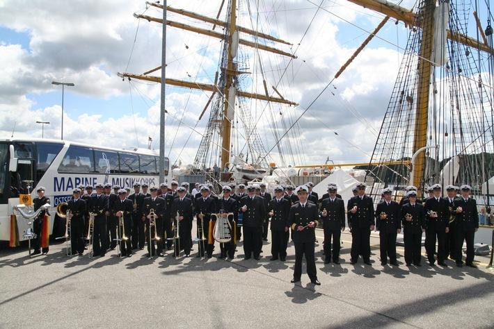 Adventskonzert des Marinemusikkorps Kiel in Warnemünde - Nur noch wenige Karten erhältlich