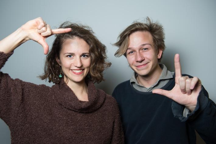Zwei erste Preise: Journalistenpreis dpa news talent in Dresden vergeben