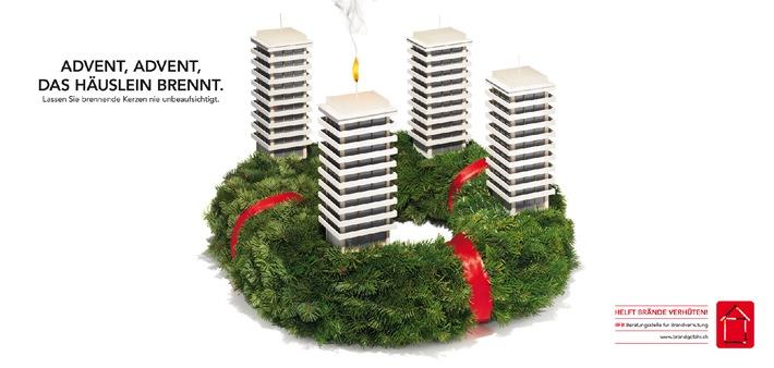 BfB: Wenn der Weihnachtsbaum zur Brandfalle wird