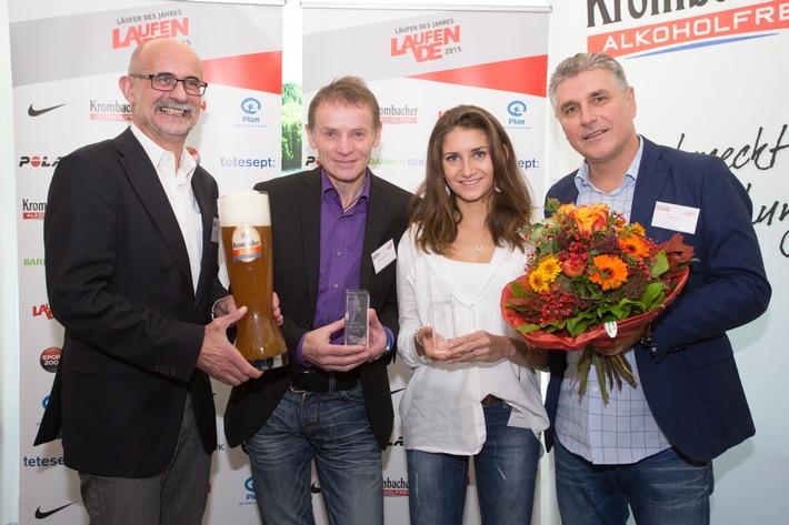 Läufer des Jahres: Arne Gabius, Gesa Krause und Burkhard Farnschläder