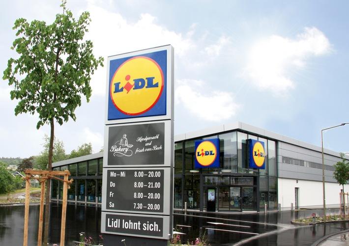 """Lidl Schweiz präsentiert den """"FUTURE STORE"""" - Die neue Filialgeneration"""